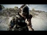 Battlefield 3 Замедленное убийство с ножа.